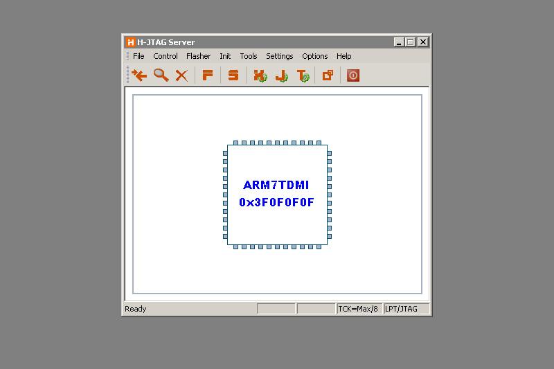 h-jtag_server_ARM7TDMI